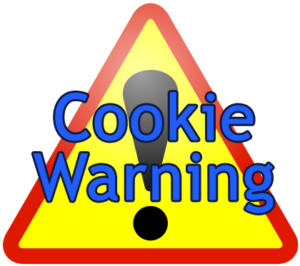 cookie-warning